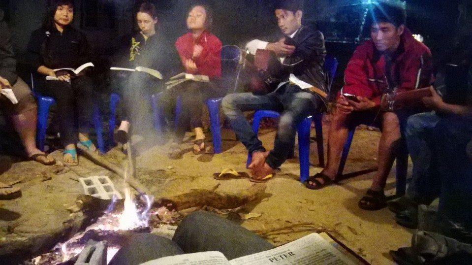 legacy institute campfire