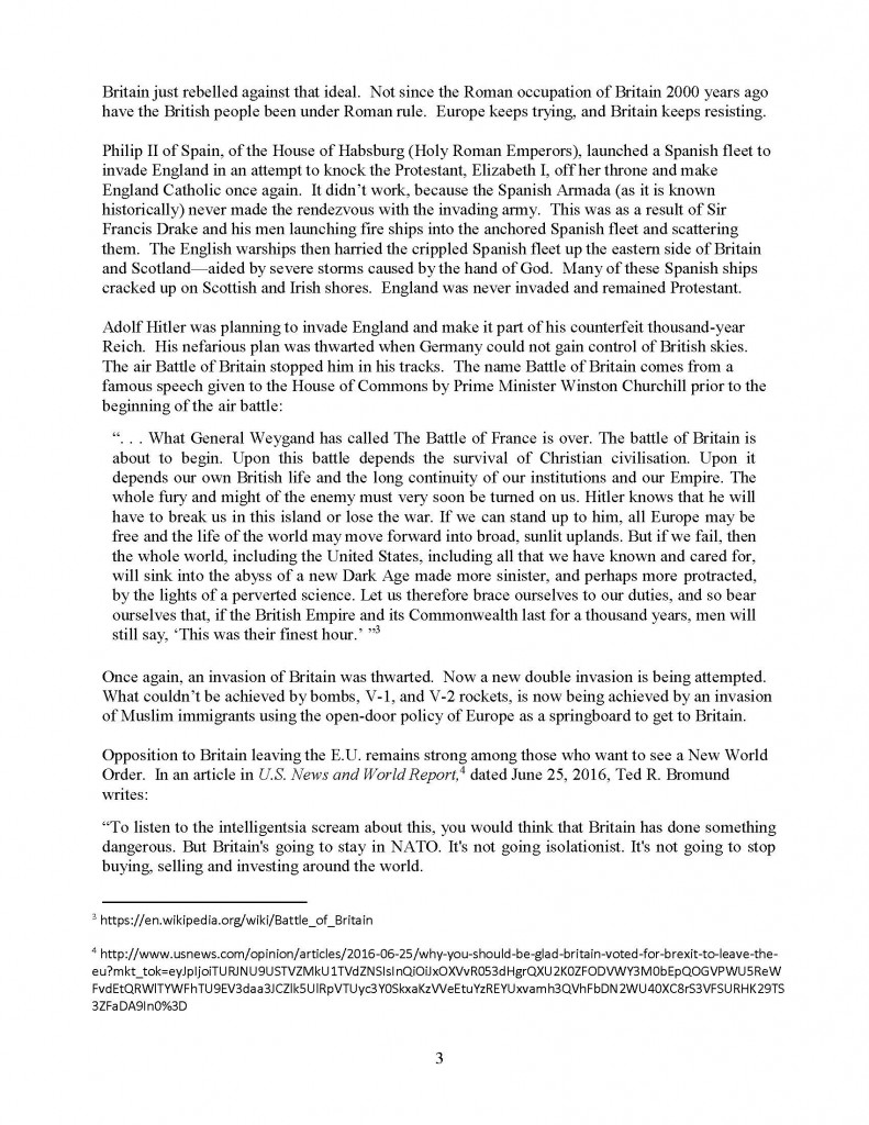 Legacy Letter July 2016